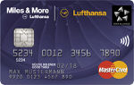 Miles & More Credit Card Blue World Business