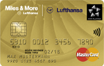 Miles & More Credit Card Gold World Busines